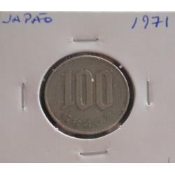 Japão - 100 Yen - 1971
