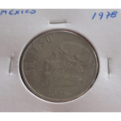 México - 1 Peso - 1978