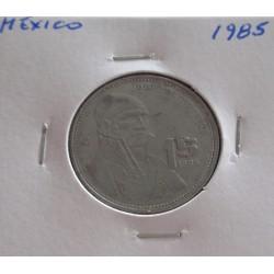 México - 1 Peso - 1985