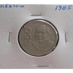 México - 50 Pesos - 1985