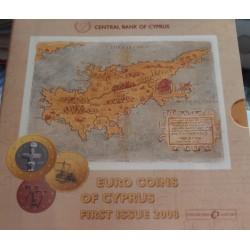 Chipre - Série Anual - 2008...