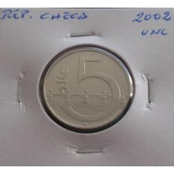 Rep. Checa - 5 Korun - 2002...