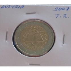 Aústria - 2 Euro - 2007 -...