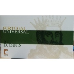 Portugal - 1/4 Euro - 2008 - D. Dinis - (FDC) - Ouro