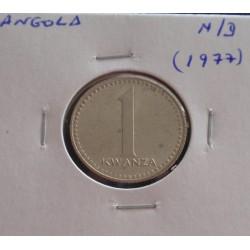 Angola - 1 Kwanza - N / D (...