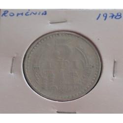Roménia - 5 Lei - 1978
