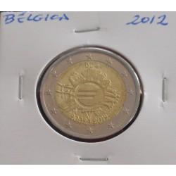 Bélgica - 2 Euro - 2012 -...
