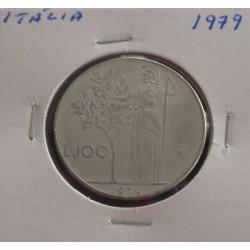 Itália - 100 Lire - 1979