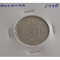 Holanda - 1 Gulden - 1978