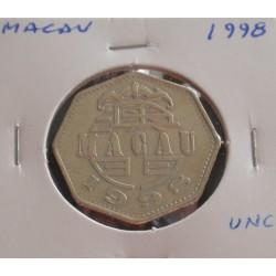 Macau - 2 Patacas - 1998 - Unc