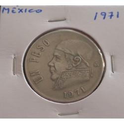 México - 1 Peso - 1971