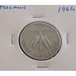Malawi - 1 Shilling - 1964