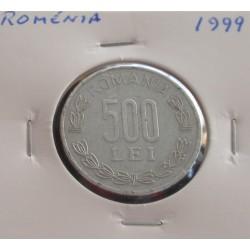 Roménia - 500 Lei - 1999