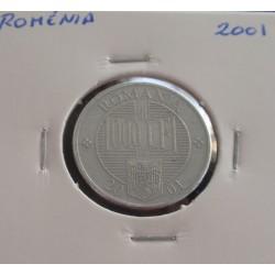 Roménia - 1000 Lei - 2001