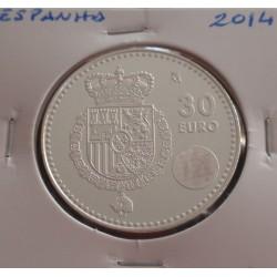Espanha - 30 Euro - 2014 -...