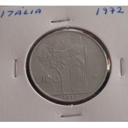 Itália - 100 Lire - 1972