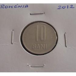 Roménia - 10 Bani - 2012
