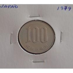 Japão - 100 Yen - 1979
