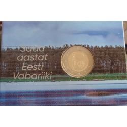 Estónia - 2 Euro - 2018 -...