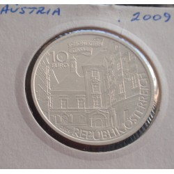 Aústria - 10 Euro - 2009 -...