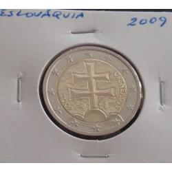 Eslováquia - 2 Euro - 2009