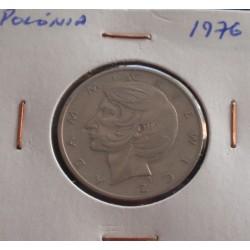 Polónia - 10 Zlotych - 1976