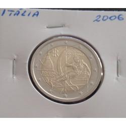 Itália - 2 Euro - 2006 - J....