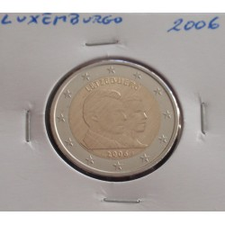 Luxemburgo - 2 Euro - 2006...