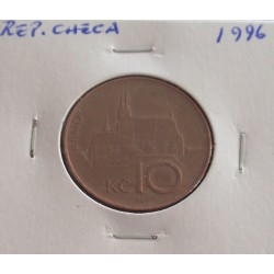 Rep. Checa - 10 Korun - 1996
