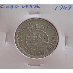 Cabo Verde - 1 Escudo - 1949