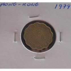 Hong - Kong - 10 Cents - 1979