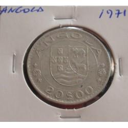 Angola - 20 Escudos - 1971