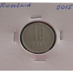 Roménia - 10 Bani - 2015