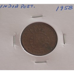 India - 30 Centavos - 1958