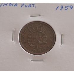 India - 30 Centavos - 1959