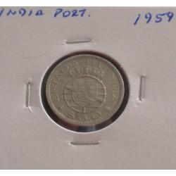 India - 60 Centavos - 1959