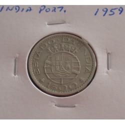 India - 1 Escudo - 1959