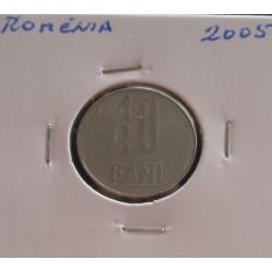 Roménia - 10 Bani - 2005