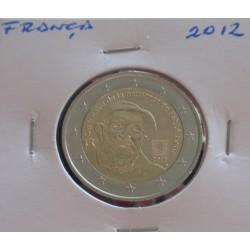 França - 2 Euro - 2012 -...