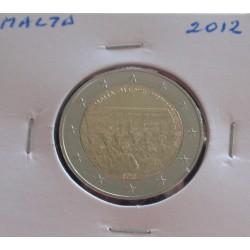 Malta - 2 Euro - 2012 -...