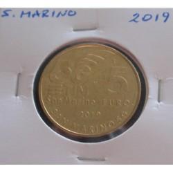 S. Marino - 5 Euro - 2019