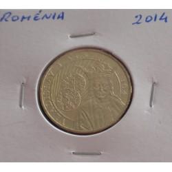 Roménia - 50 Bani - 2014