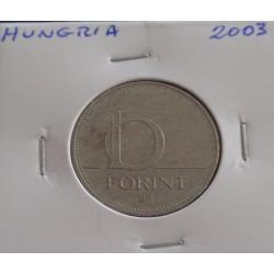 Hungria - 10 Forint - 2003