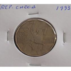 Rep. Checa - 20 Korun - 1993