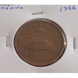 México - 20 Centavos - 1966