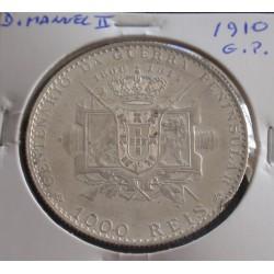 D. Manuel II - 1000 Réis -...