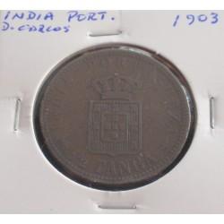 India - D. Carlos - 1/2...