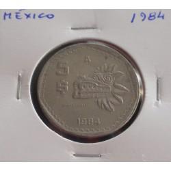 México - 5 Pesos - 1984