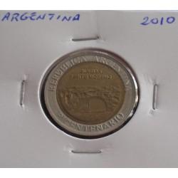 Argentina - 1 Peso - 2010