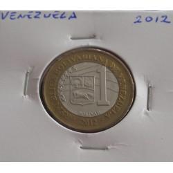 Venezuela - 1 Bolivar - 2012